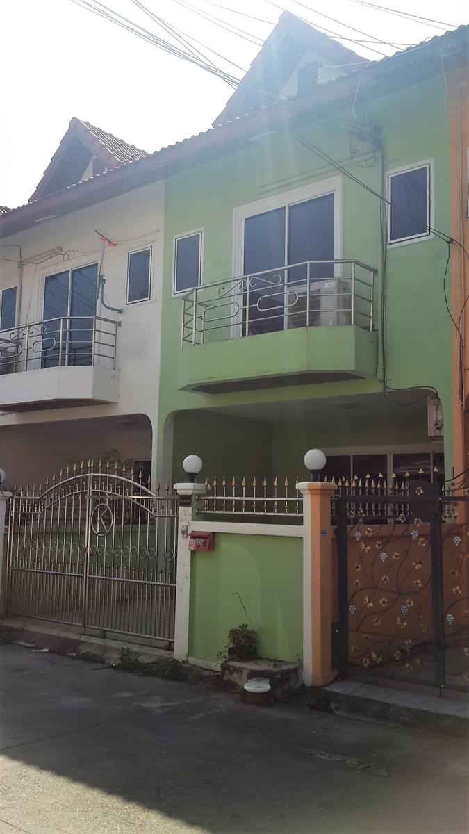 Townhouse in North Pattaya for Rent - House - Pattaya North -
