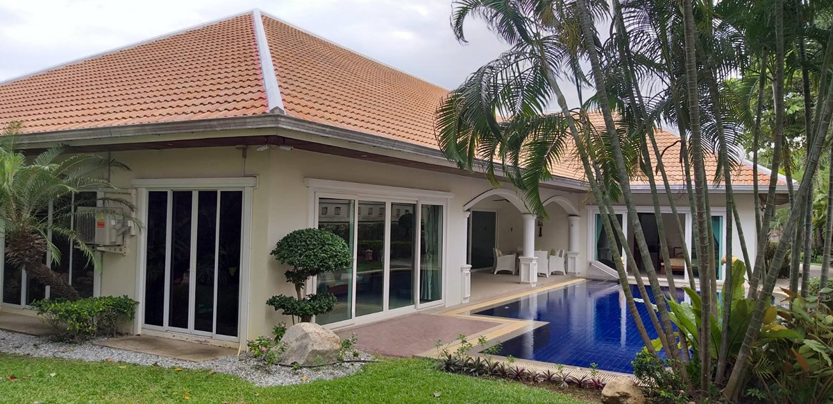 Pool Villa in Jomtien Park - House - Jomtien -
