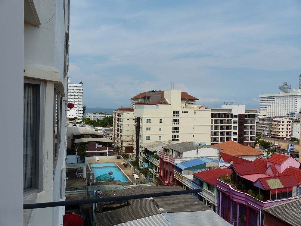 Studio close Jomtien Beach, Soi 7 - Condominium - Jomtien Beach -