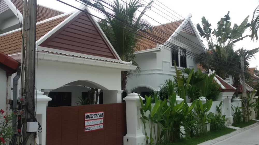 Villa NaJomtien, Pattaya close beach - House - Na Jomtien Beach -