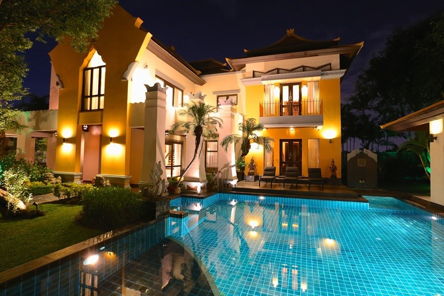 Villa in East Pattaya with separate guest house - House - Pattaya East -