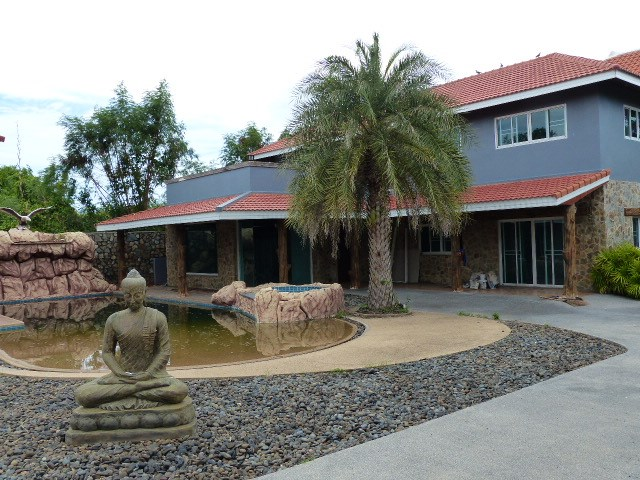 Big house close Huay Yai Road - House - Huay Yai -