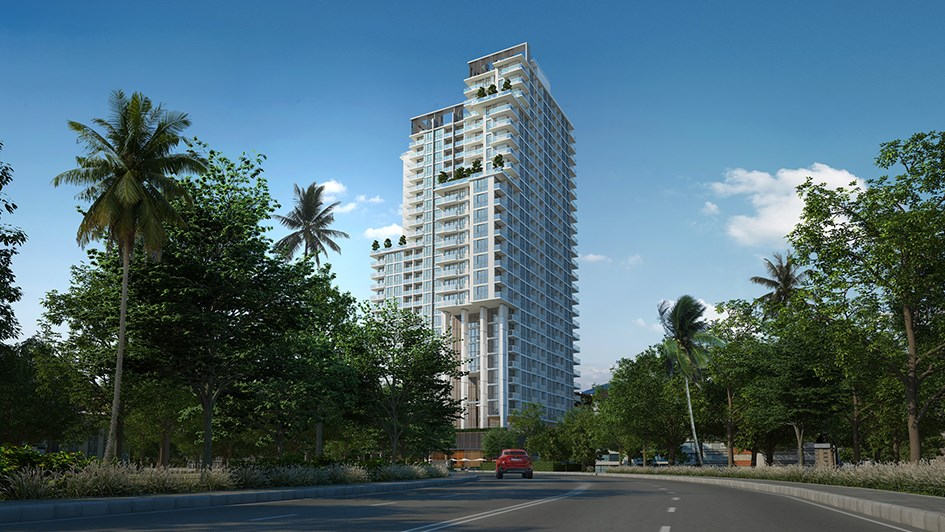 Luxury Apartments in Pattaya City - Condominium - Pattaya Central -