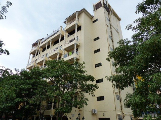 Condominium with 25 Condos, Pattaya, Thepprasit Road - Commercial - Thepprasit -