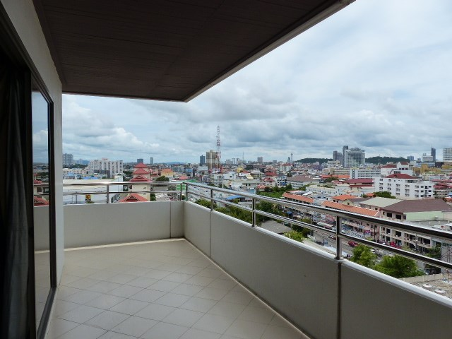 Studio Pattaya City, close BIG C EXTRA - Condominium - Pattaya Central -