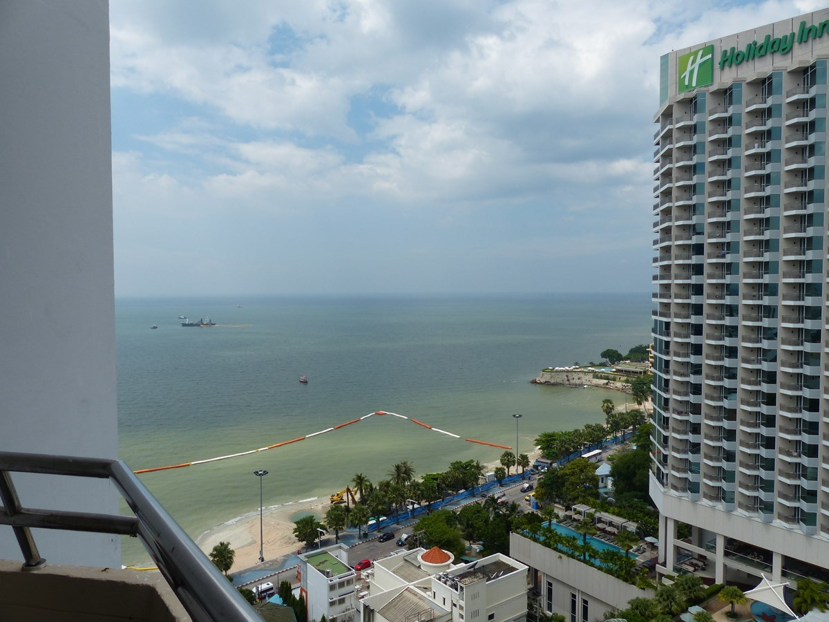 MARKLAND Studio, Pattaya Beach - Condominium - Pattaya Beach -
