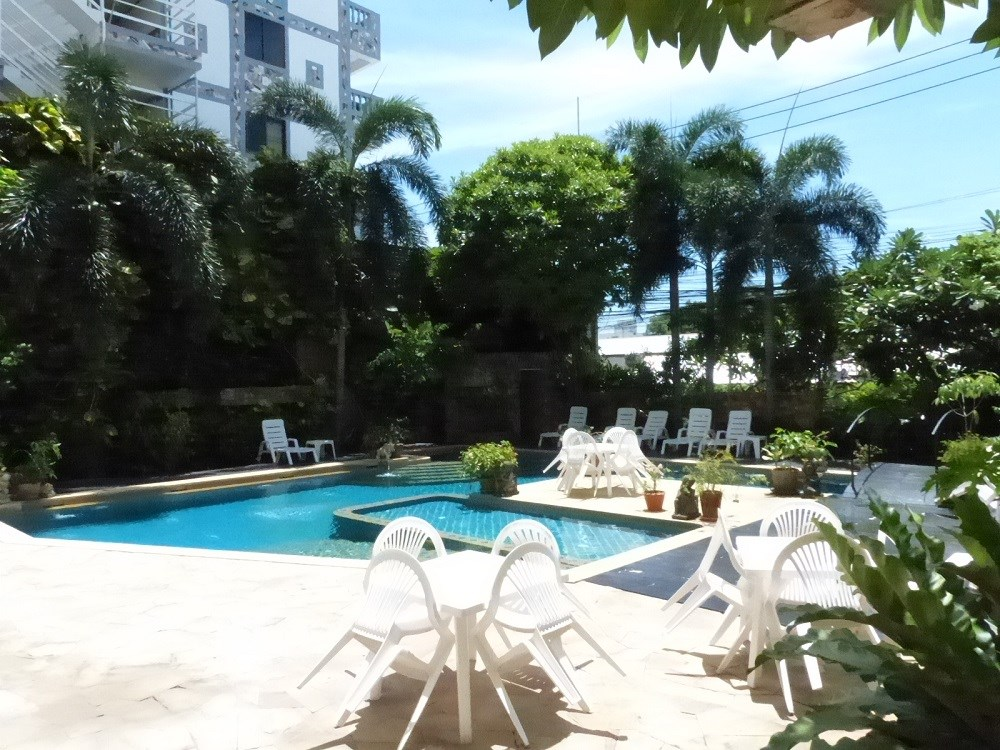 Studio close RHOMPO Nightmarket, Jomtien - Condominium - Jomtien -