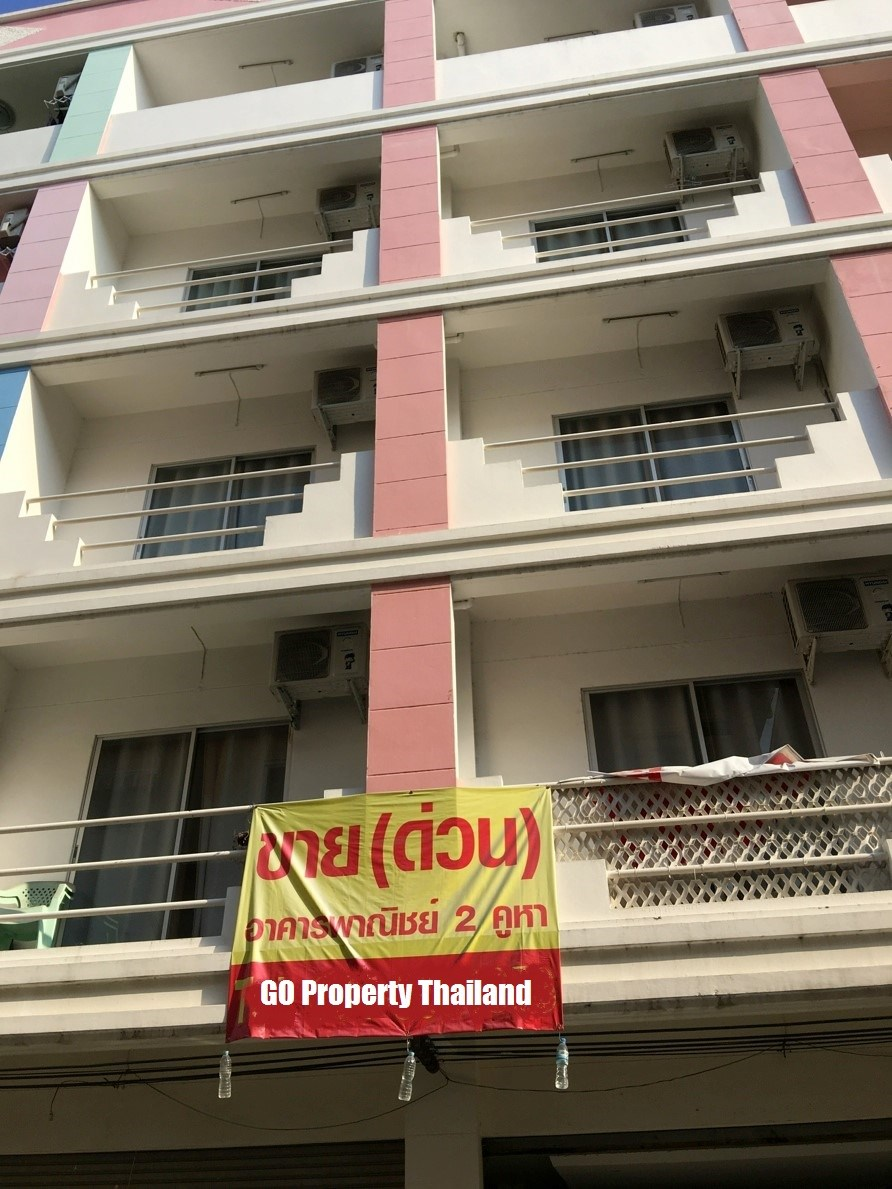 Shop house Pattaya - Commercial - Pattaya South -
