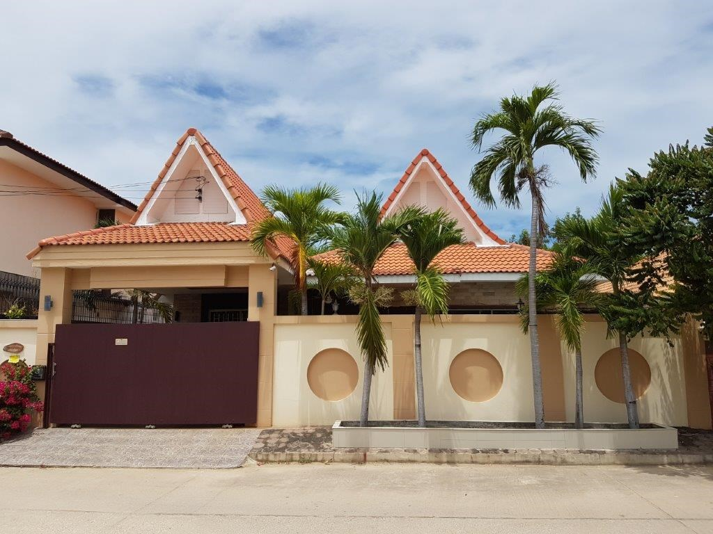 Villa in Pattaya City, close 3rd road - House - Pattaya Central -