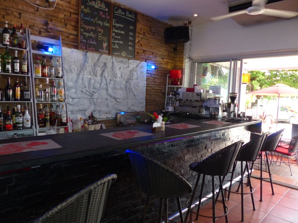 Hotel and Bar business on the Beach - Commercial - Jomtien Beach -