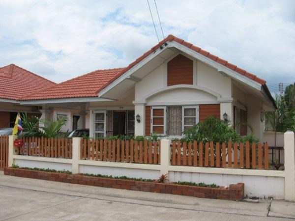 Small house in Bang Saray - House - Bangsaray Beach -