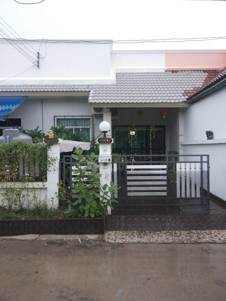 European styled Townhouse Pattaya - House - Pattaya East -