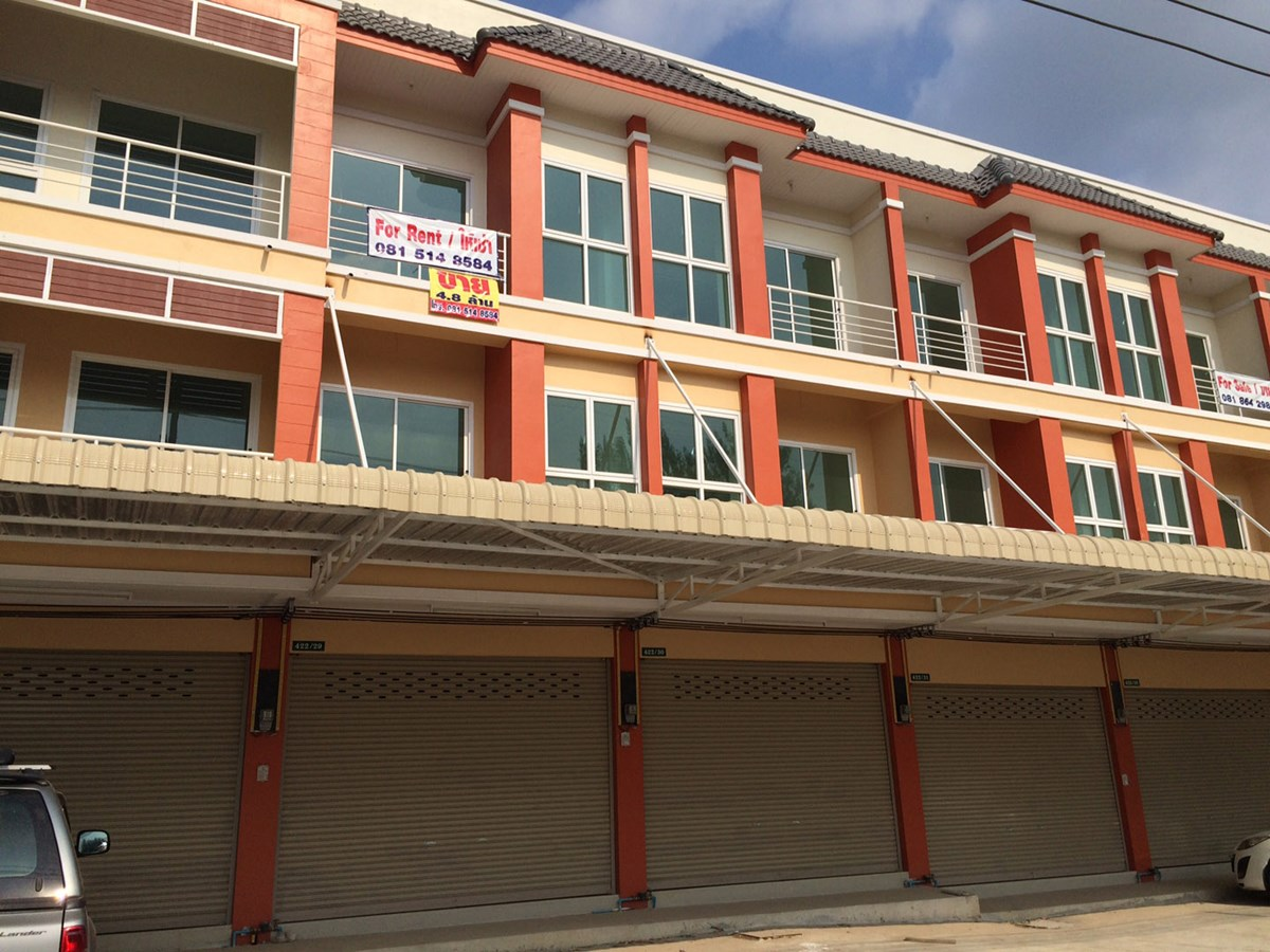Shophouse EASTERN SEABOARD INDUSTRIAL close Rayong - Commercial - Rayong -