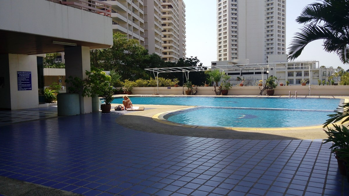 Studio close Pratamnak Beach - Condominium - Pratumnak -