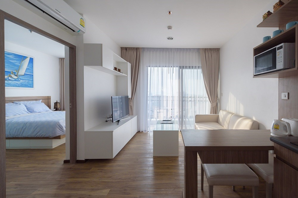 NEW City Condo Pattaya South - Condominium - Thappraya -