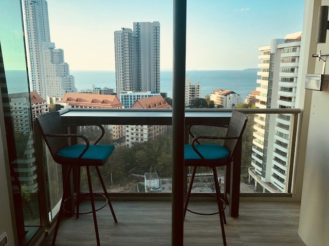 Condo on Wong Amat Beach - Condominium - Wong Amat Beach -