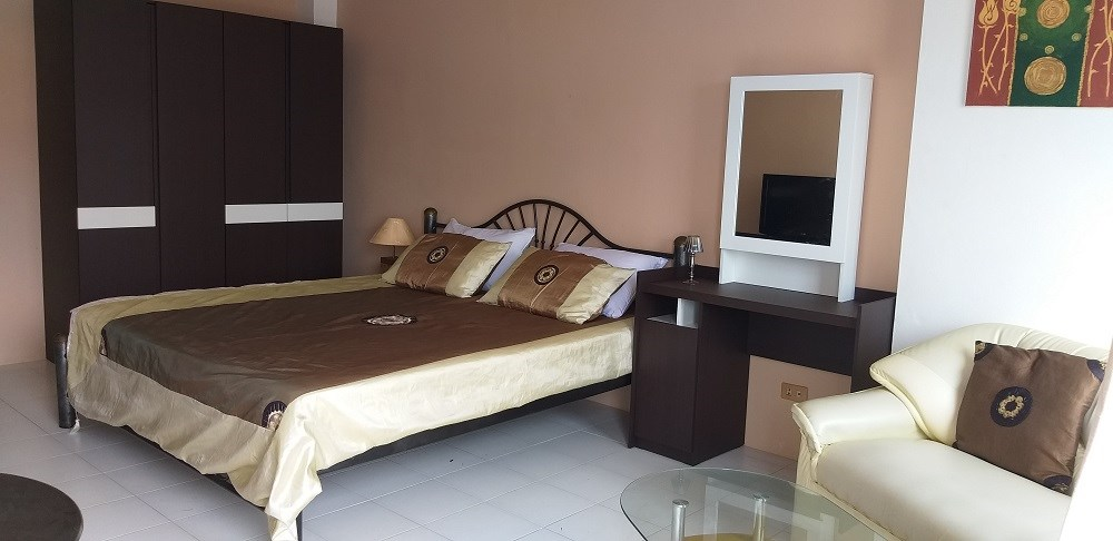 City Studio close beach in Jomtien - Condominium - Jomtien Beach -
